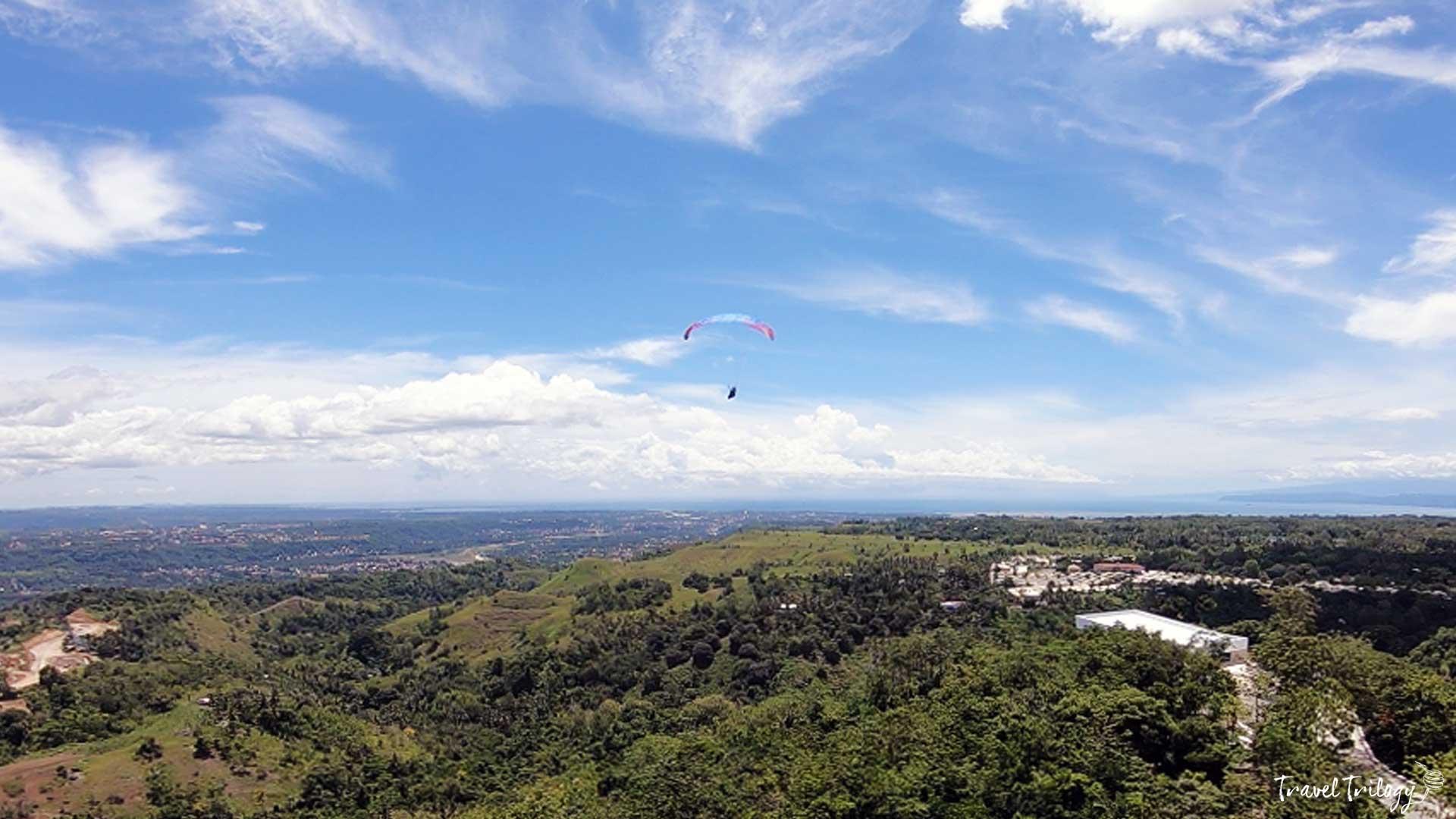 paragliding cdo