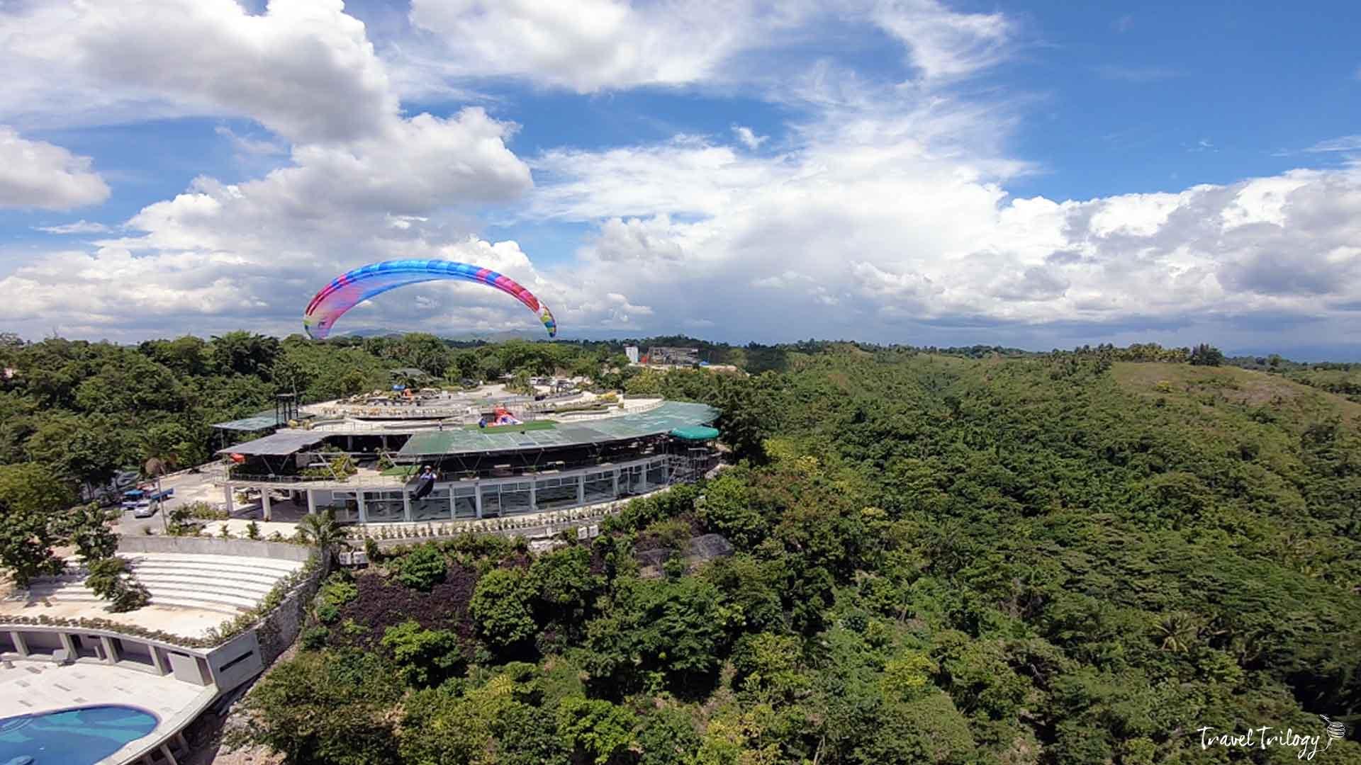 paragliding cagayan de oro