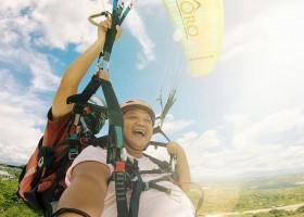 Paragliding in Cagayan de Oro City
