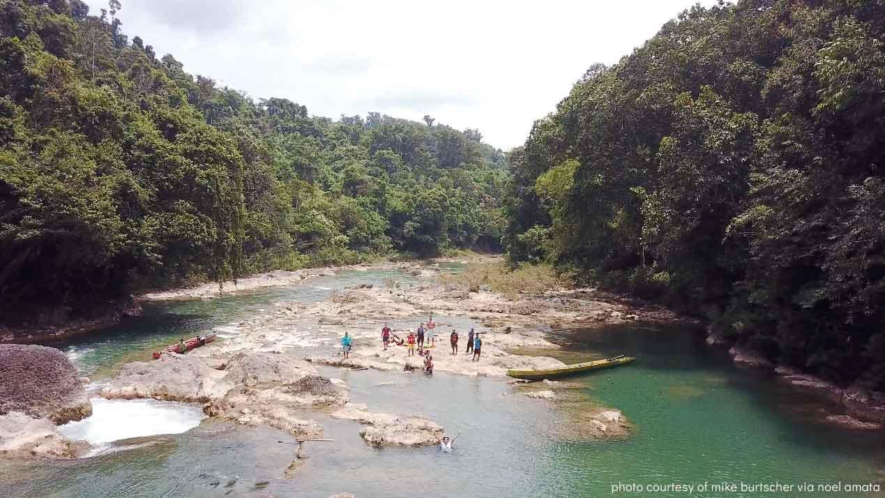 ulot river, samar