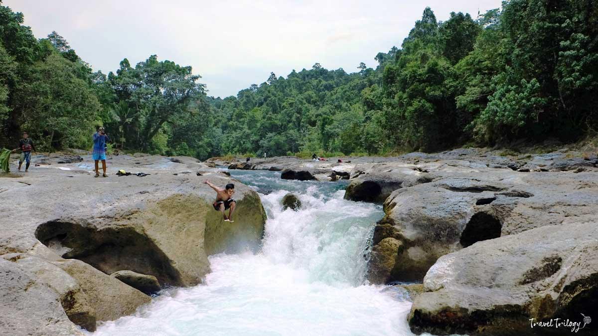 ulot river paranas samar