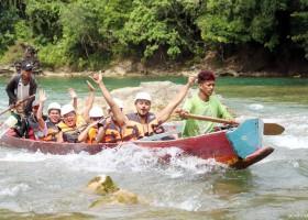 TORPEDO Extreme Canoe Adventure | Ulot River, Samar