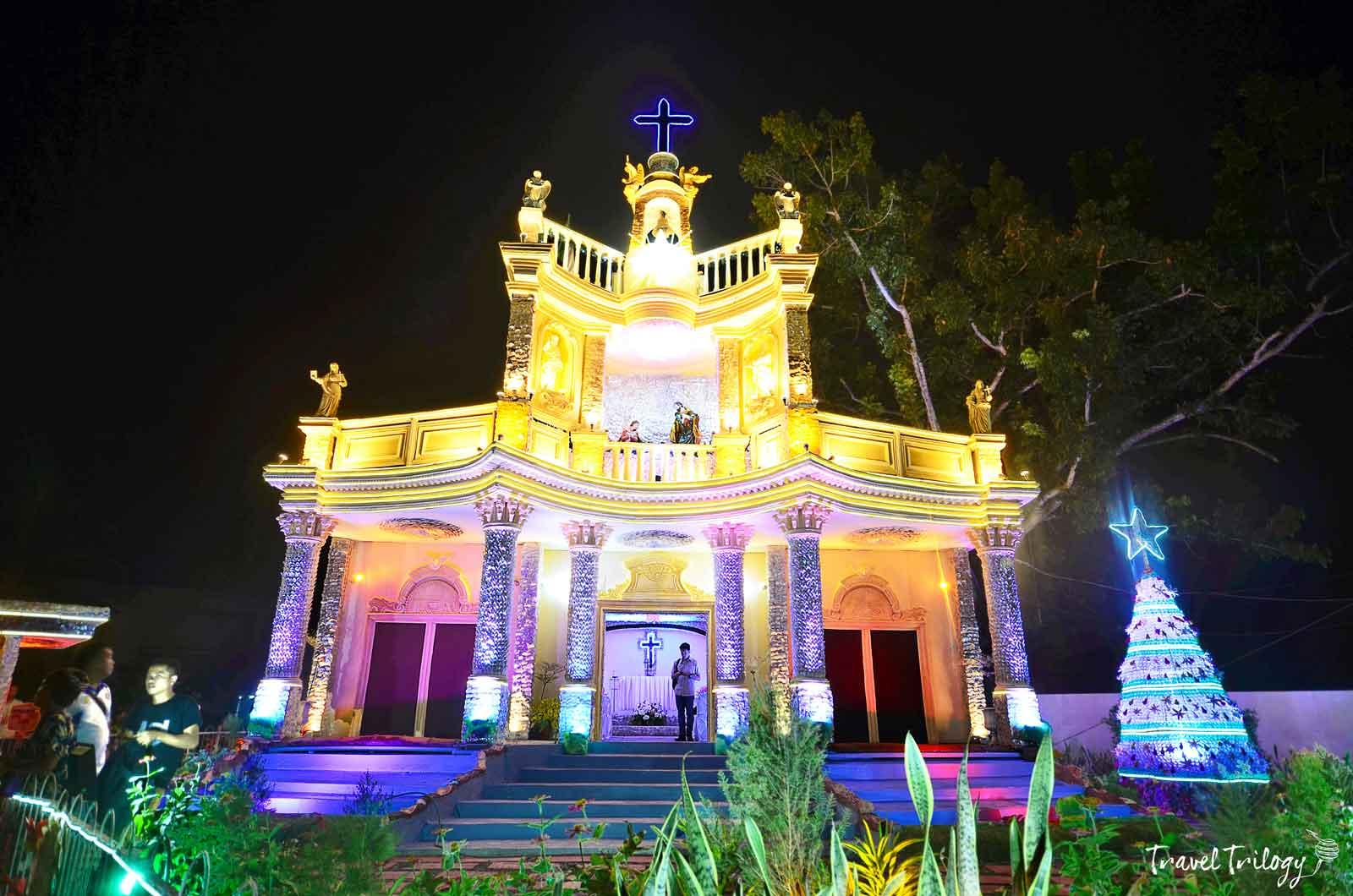 christmas symbols festival tangub