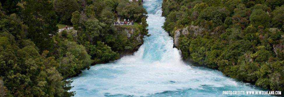 driving destinations in New Zealand