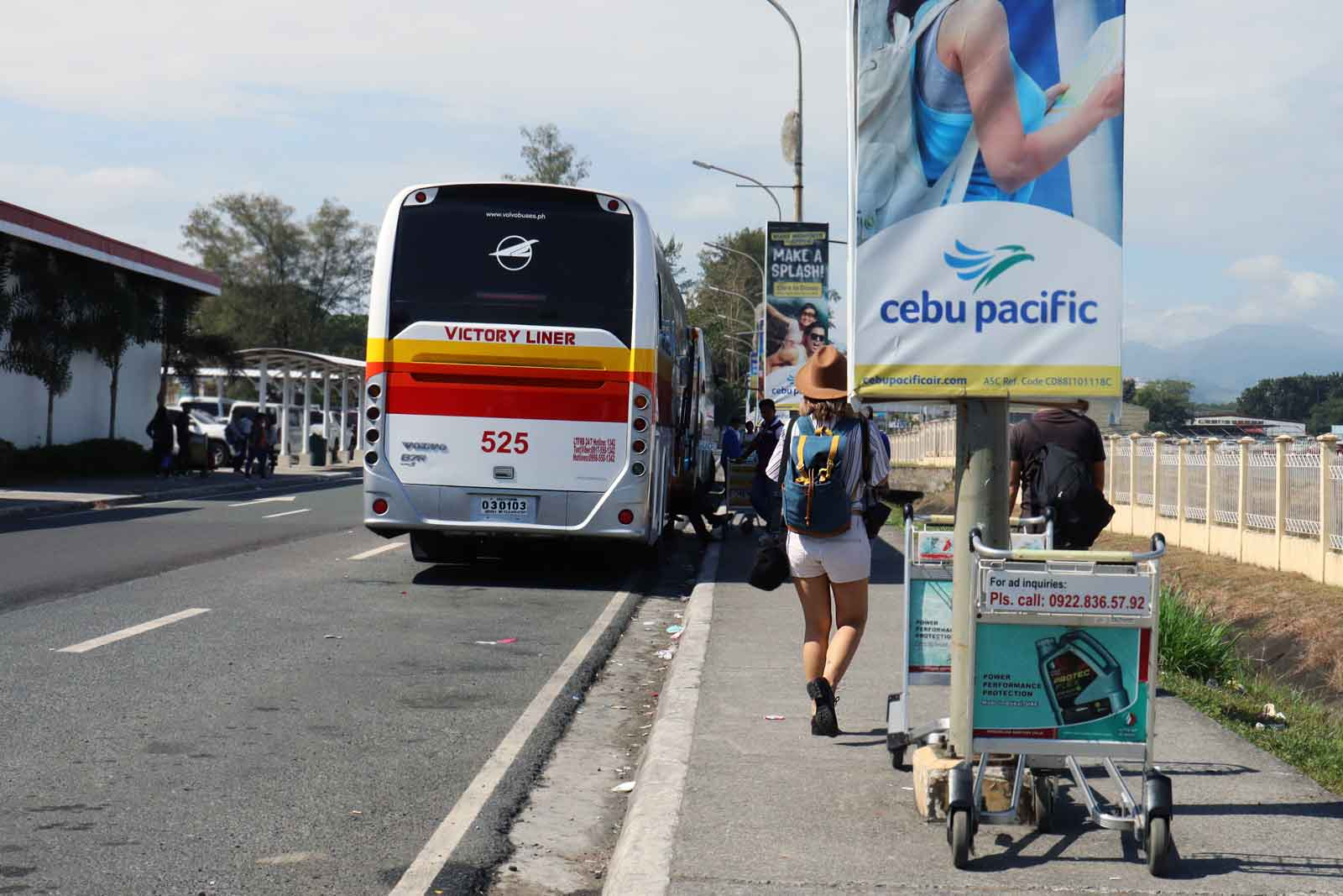 point to point bus service