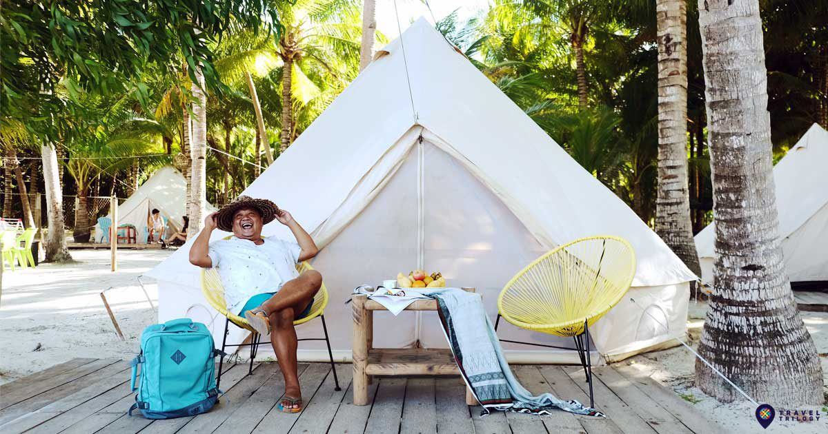 glamping siquijor