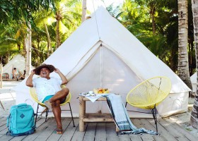 Glamping Siquijor | Camping in Style