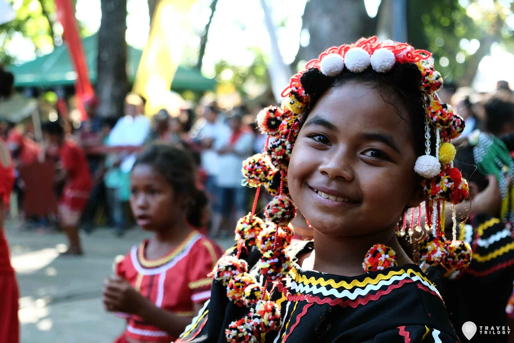 manobo girl