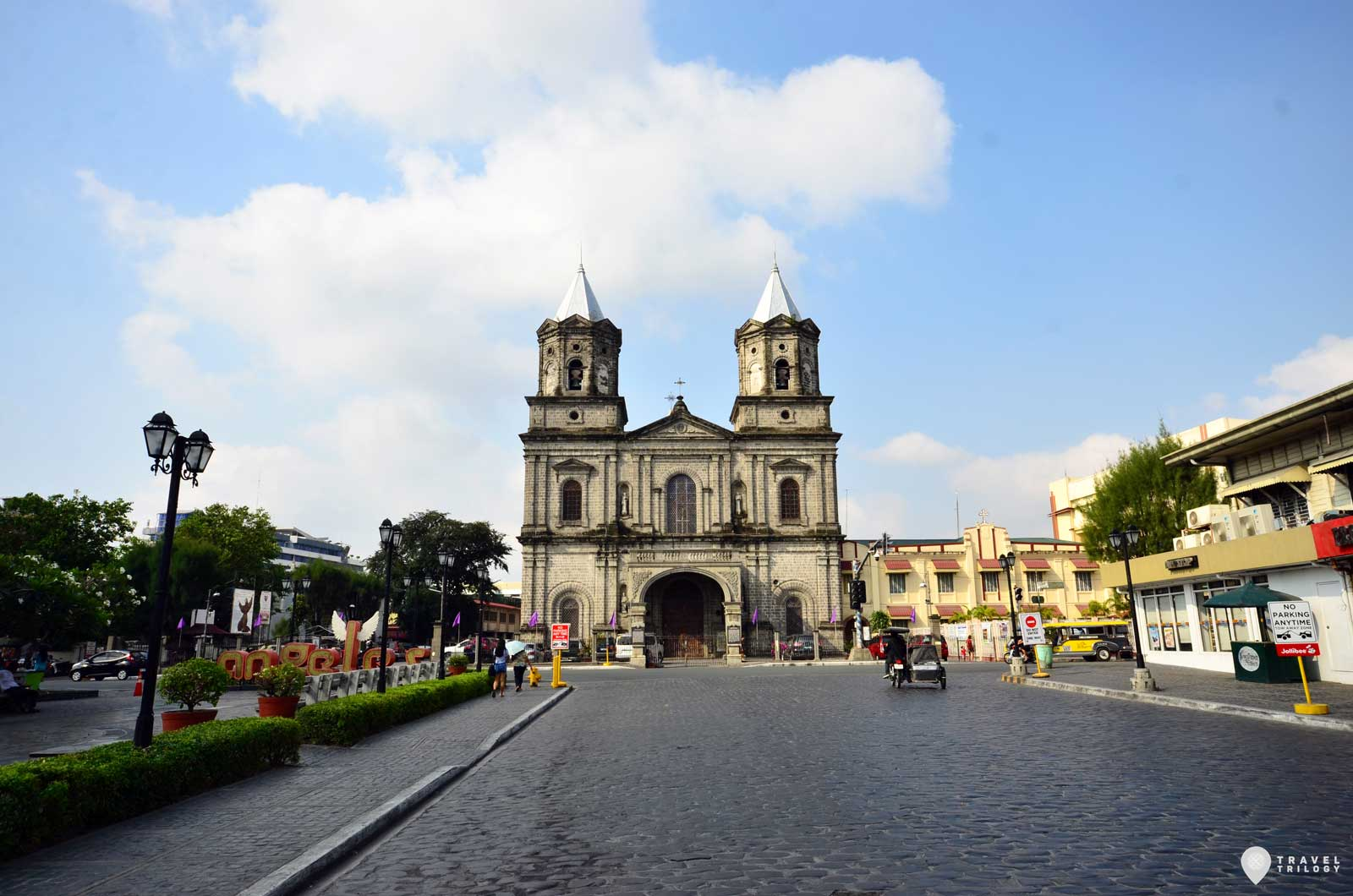 holy rosary parish angeles city
