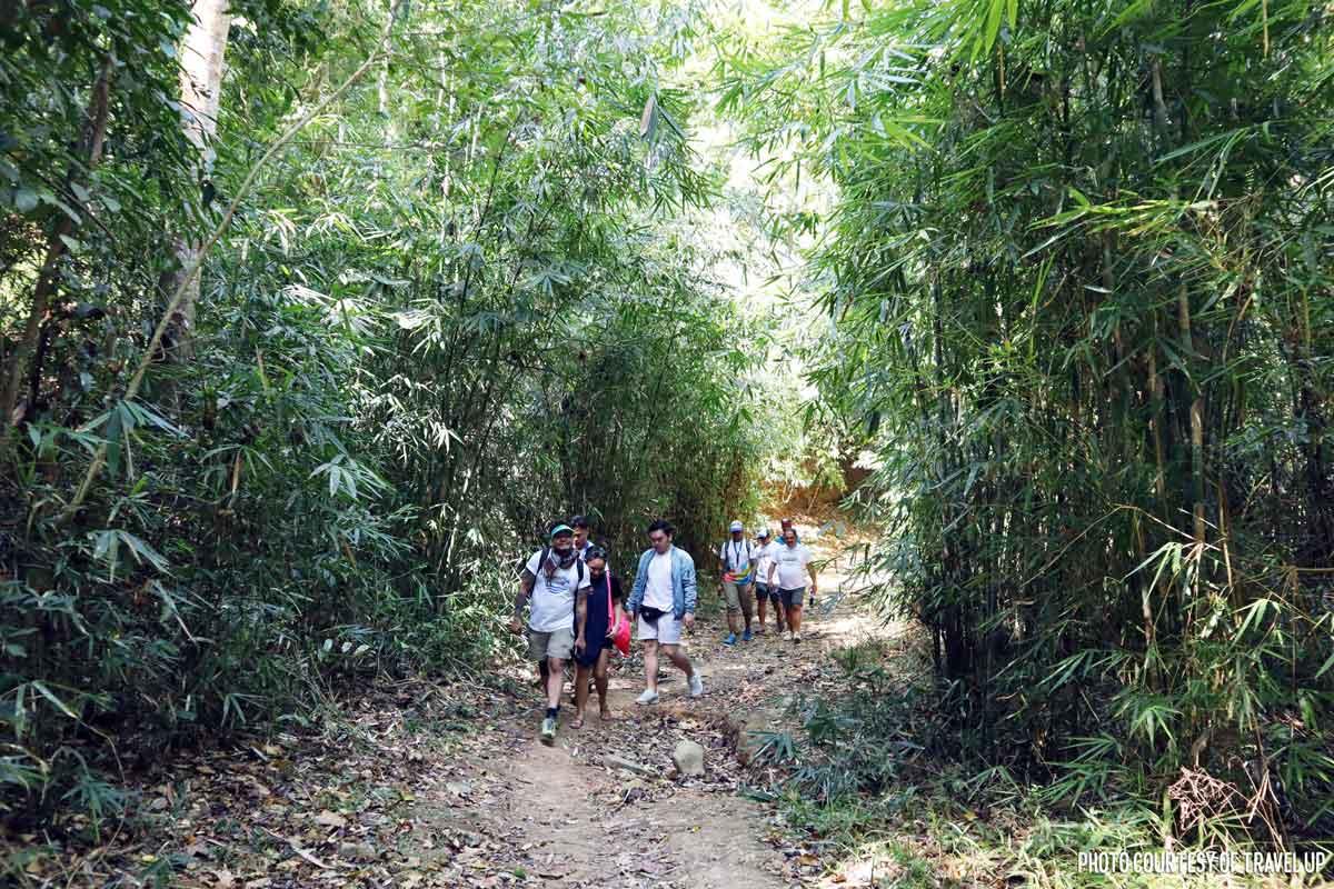 el kabayo trail subic