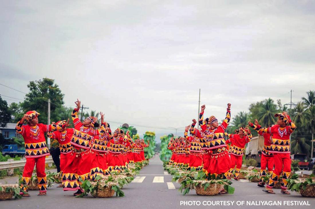 naliyagan festival