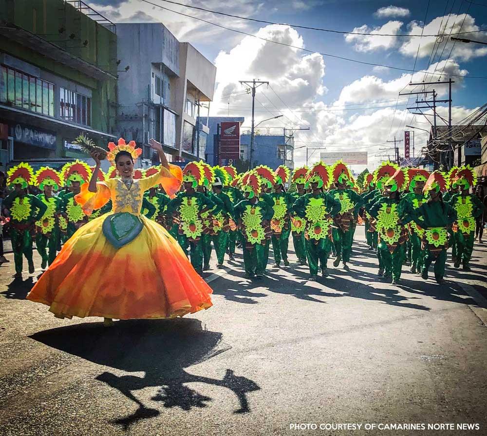 pinyasan festival