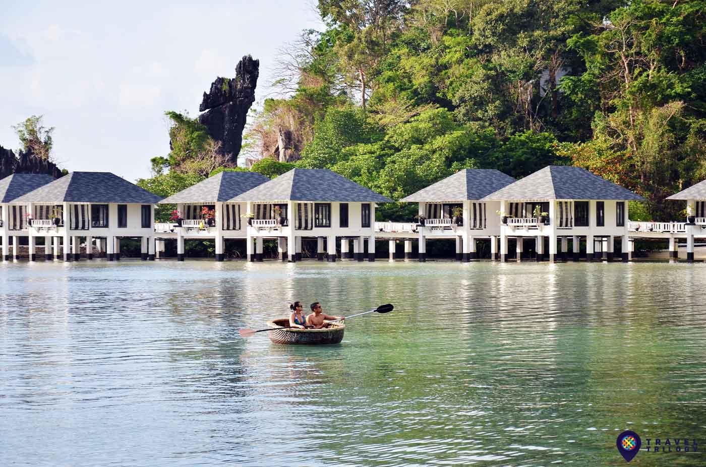 resort in el nido palawan