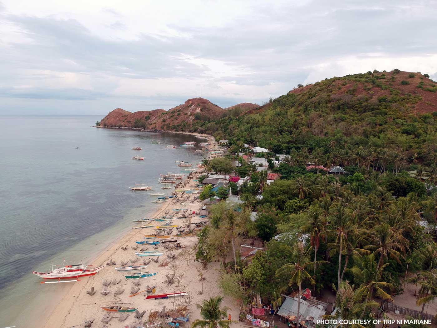 mararison island antique