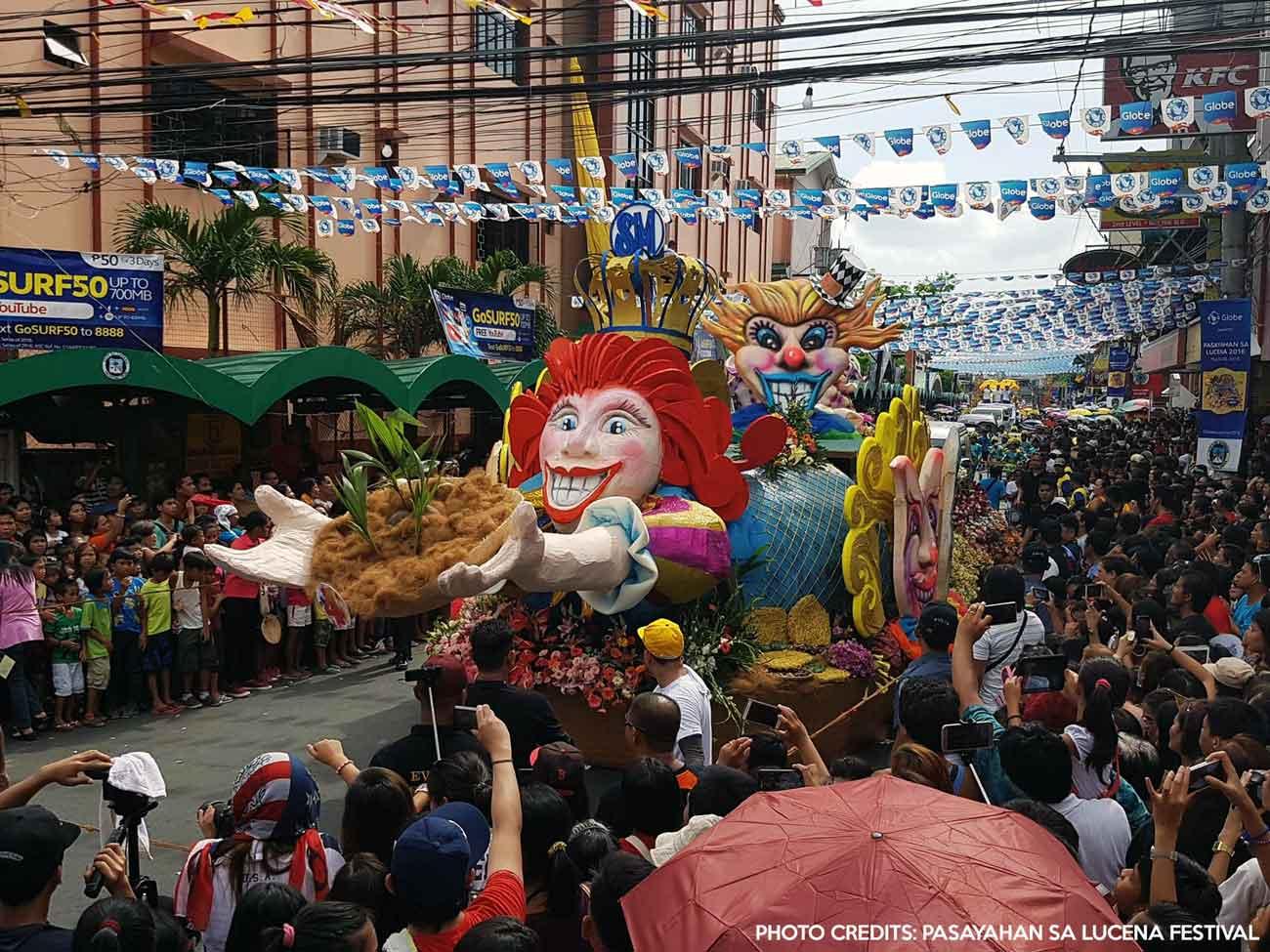pasayahan festival