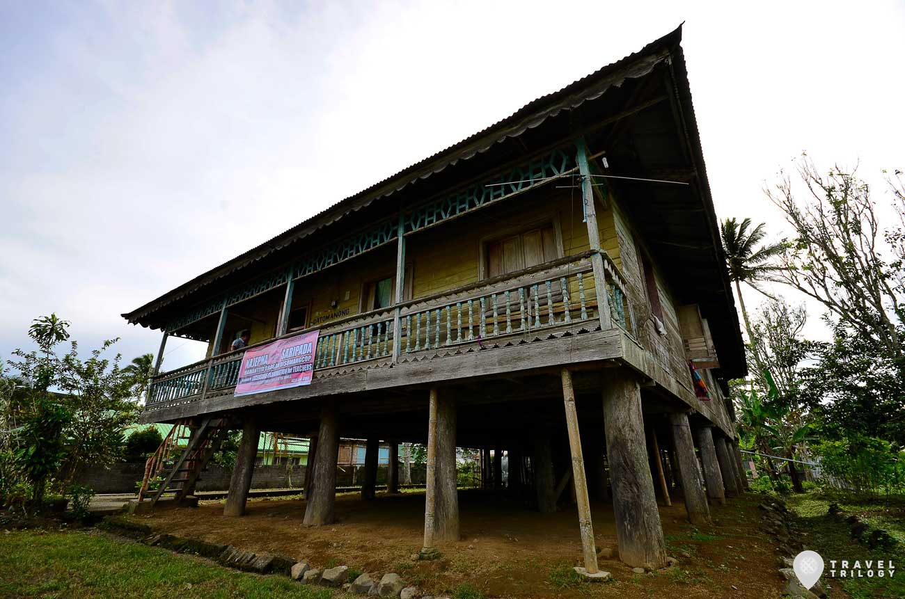 traditional maranao house