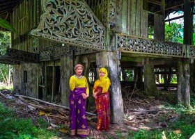 Torogan | The Maranao Royal Houses of Lanao