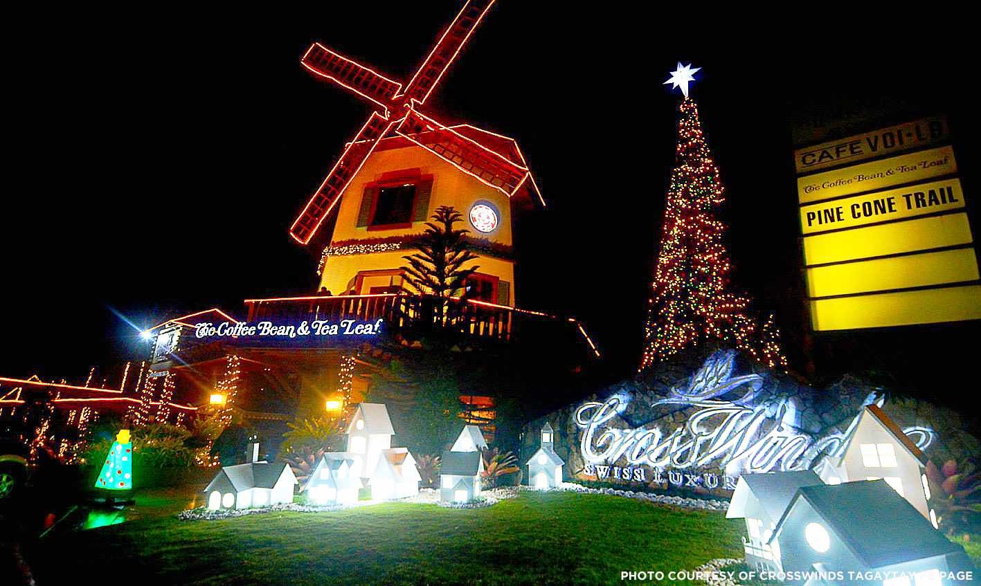 crosswinds christmas village