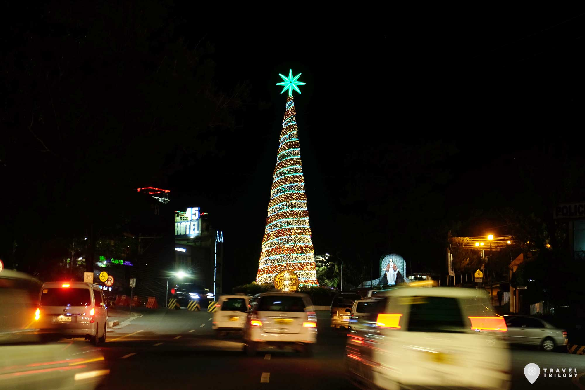 enchanting baguio christmas