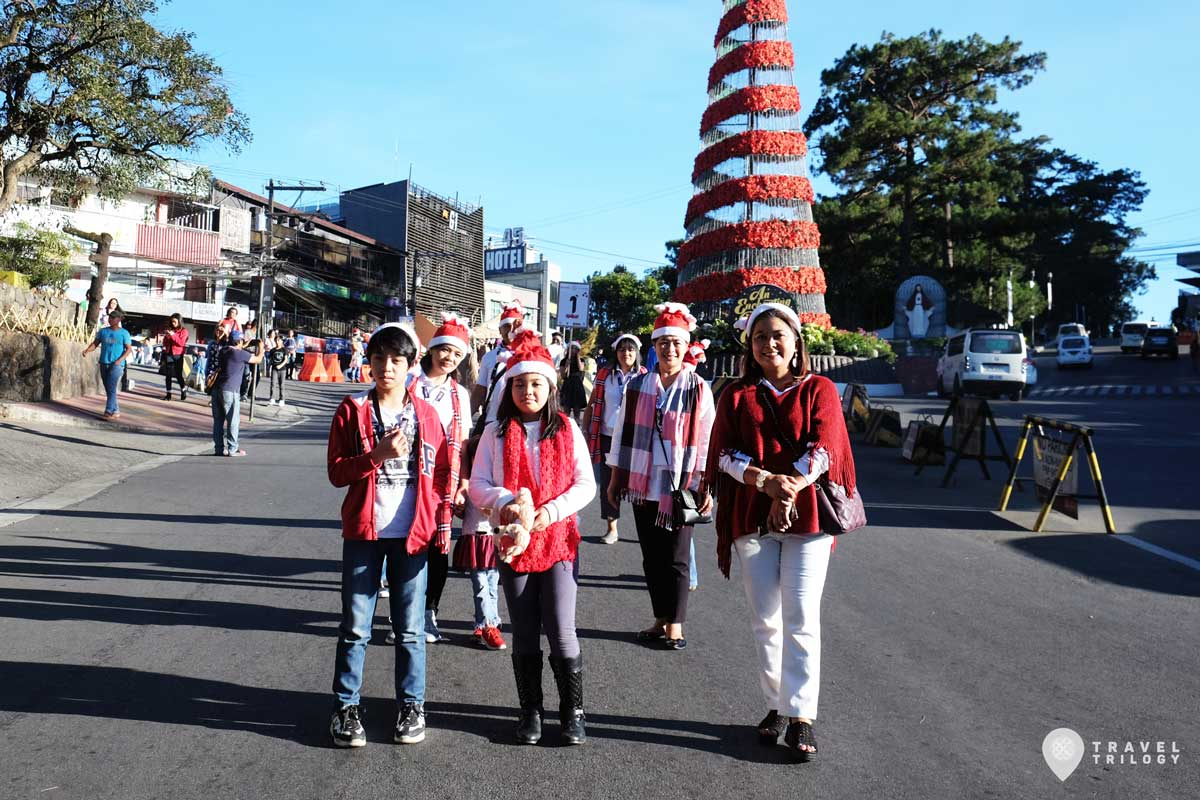 christmas in baguio
