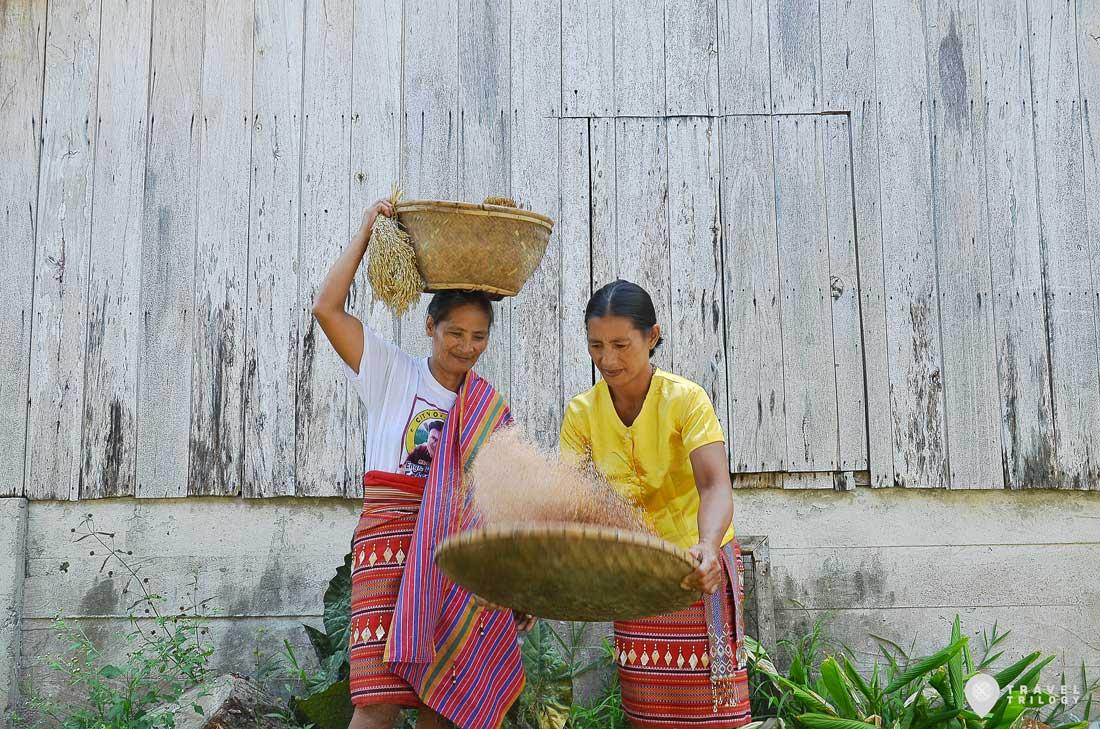 Naneng heritage village