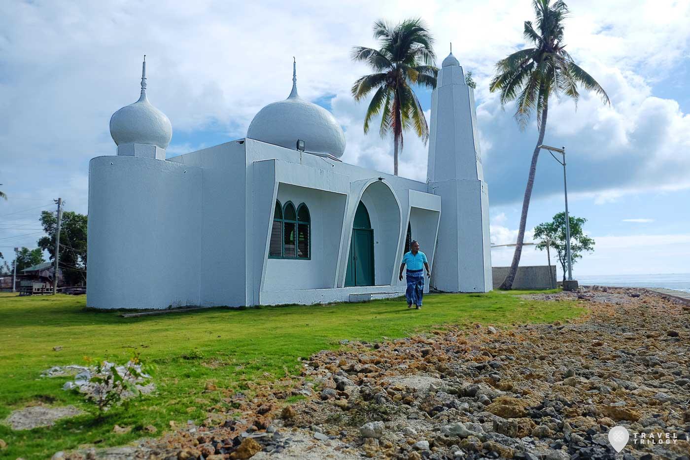 Bonggao tawi-tawi mosque