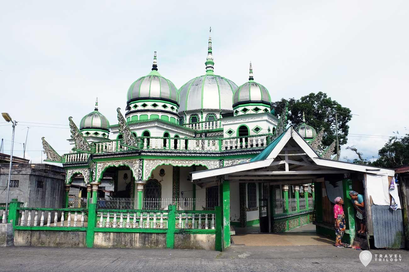 ditsaan ramain mosque