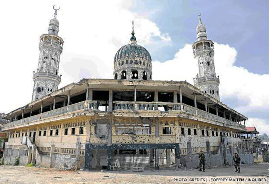 grand mosque marawi